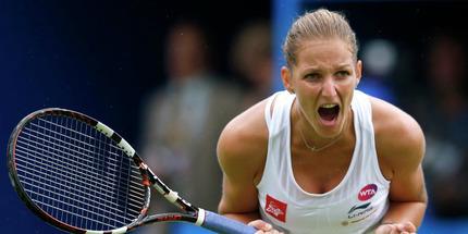 Каролина Плишкова выиграла турнир в Риме