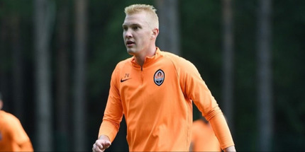 Коваленко может продлить контракт с Шахтером