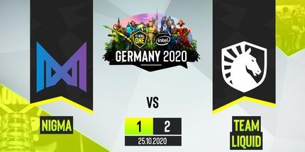 Nigma и OG Esports покинули ESL One Germany 2020 по Dota 2