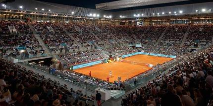 Турнир в Мадриде отменён