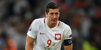Левандовски вернулся к тренировкам после травмы
