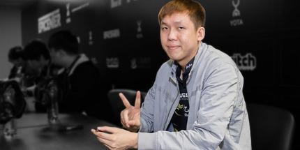 Чай Mushi Ё Фун покинул основной состав Team SMG по Dota 2