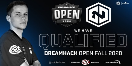 Endpoint и sAw вышли на DreamHack Open Fall 2020 по CS:GO