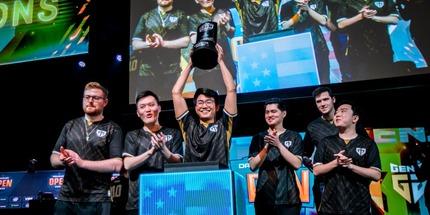 Gen.G Esports победила на DreamHack Open Anaheim 2020 по CS:GO