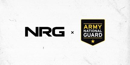 NRG Esports начала сотрудничество с Национальной гвардией США