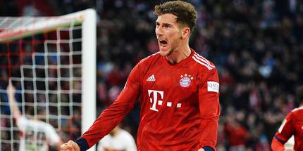 Бавария хочет продлить контракт с Горецкой
