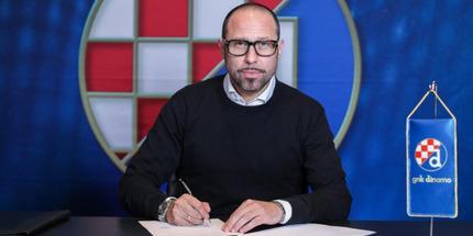 Йовичевич возглавил Динамо Загреб