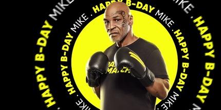 Parimatch + Mike Tyson = PariMike! Железному Тайсону 54 года!