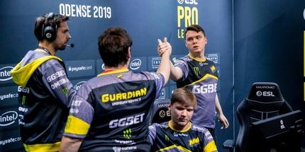 NAVI и Astralis вышли в полуфинал десятого сезона ESL Pro League по CS:GO