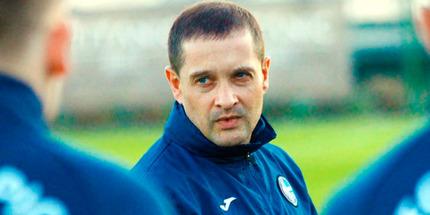 Санжар сменил Калитвинцева на посту тренера Олимпика