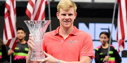 Кайл Эдмунд выиграл турнир в Нью-Йорке