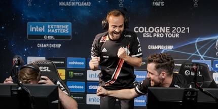 G2 победила Astralis и прошла в гранд-финал IEM Cologne 2021