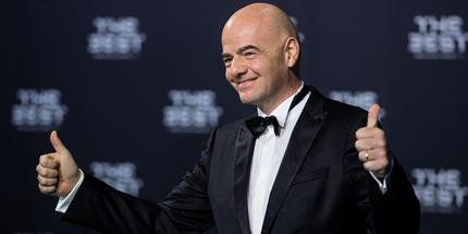 Инфантино - единственный кандидат на пост президента ФИФА