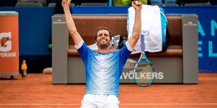 Альберт Рамос выиграл турнир в Гштааде