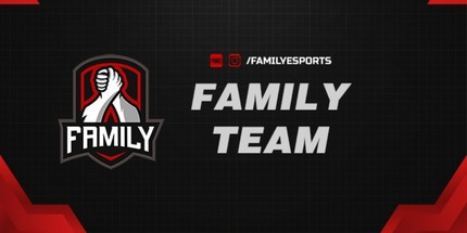 Family Team взяла на тестовый период состав Aggressive Mode по Dota 2