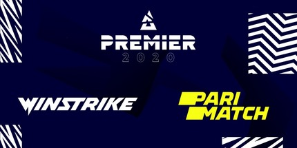 Parimatch стал официальным партнёром трансляции BLAST Premier по CS:GO