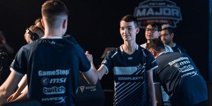 17-летнийОуэнoBoСклаттер ушёл из команды Complexity Gaming по CS:GO