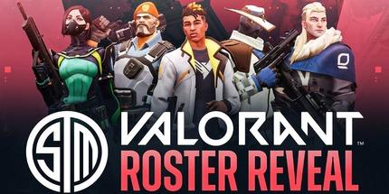 TSM подписала бывших игроков из CS:GO в команду по Valorant