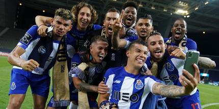 Порту победил в Кубке Португалии