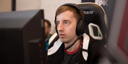 Андрей Ghostik Кадык начал искать новую команду по Dota 2