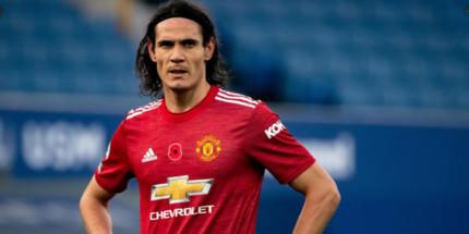 Манчестер Юнайтед предложит Кавани новый контракт