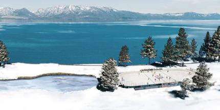 НХЛ сыграет на озере Тахо
