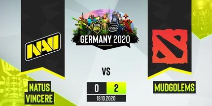 Natus Vincere встретится с Yellow Submarine в матче за выход в плей-офф ESL One Germany 2020 по Dota 2