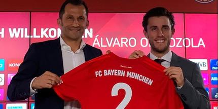 Бавария арендовала у Реала Одросолу