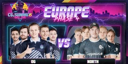 Стали известны все участники плей-офф cs_summit 6 по CS:GO для Европы