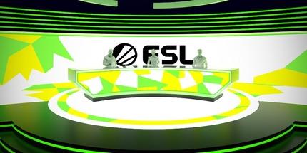 Фото: новая студия ESL Pro Tour Studio для турниров по CS:GO