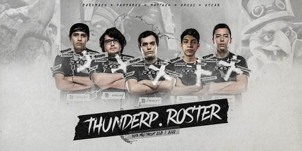 Thunder Predator подписала экс-состав NoPing Esports по Dota 2