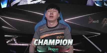 Rogue выиграл на корейском LAN-турнире по StarCraft II