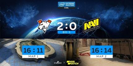 Virtus.pro победила NAVI и вышла в гранд-финал IEM New York Online: CIS