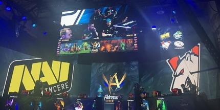 Virtus.pro обыграла Na'Vi и встретится с Team Spirit в финале Adrenaline Cyber League по Dota 2