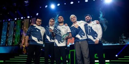 Team Liquid стала чемпионом московского LAN-турнира MegaFon Winter Clash 2018 по Dota 2
