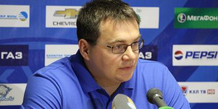 """Андрей Назаров - главком """"Нефтехимика"""""""