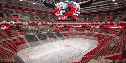 Строительство арены в Омске планируется завершить осенью 2022 года