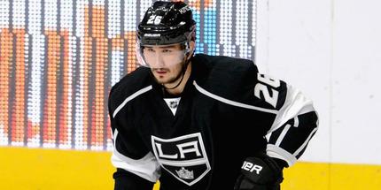 НХЛ вдвое сократила дисквалификацию Вячеслава Войнова