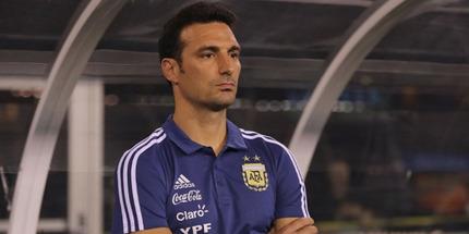 Скалони продолжит работу со сборной Аргентины
