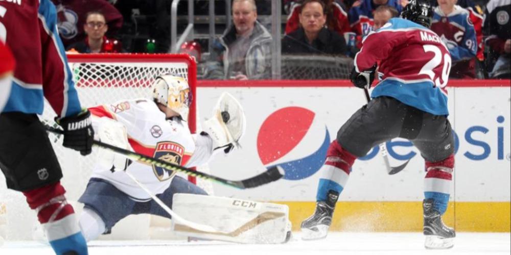 Луонго Флорида НХЛ
