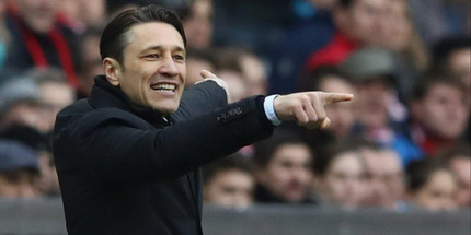 Нико Ковач - новый главный тренер Монако