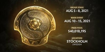 Официально: Valve объявила даты проведения The International 10