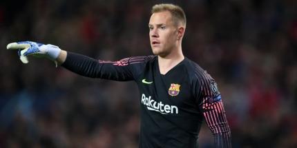 Барселона близка к продлению контракта с тер Штегеном