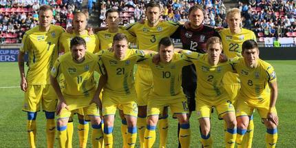 Календарь сборной Украины в отборе на Евро-2020
