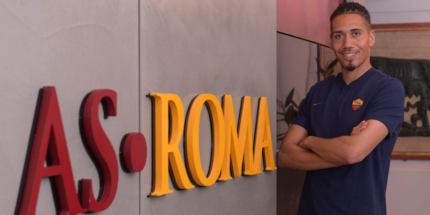 Рома арендовала Смоллинга